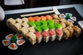 Вкусные суши доставка хабаровск