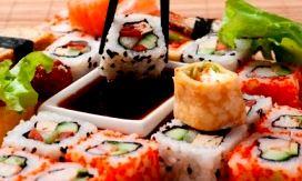 Заказ суши с бесплатной доставкой за мкад