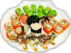 Заказать суши на дом бесплатная консультация
