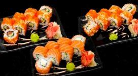 Доставка суши королева в спб