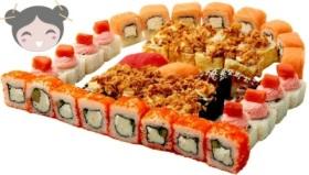 Доставка суши 00 00 япония